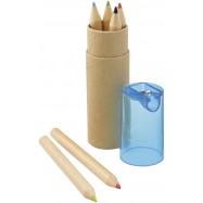 Set de 6 crayons de couleur...