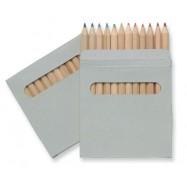 Etui 12 crayons de couleur...