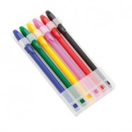 Set de 6 stylos bille de...