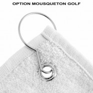 Serviette Golf Total Quadri