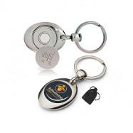 Porte-clés métal/jeton HYPER