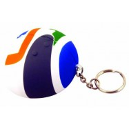 Porte-clés balle antistress