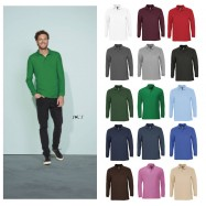 Polo homme manches longues WINTER II
