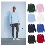 Polo rugby homme PACK