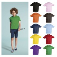 Tee-Shirt enfant col rond IMPERIAL