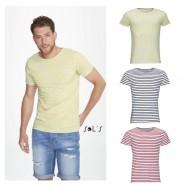 Tee-shirt Homme rayé MILES MEN