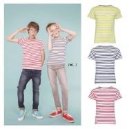 Tee-shirt réyé enfant MILES KIDS