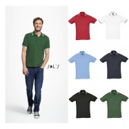 Polo homme manches courtes PRACTICE