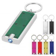 Porte-clés Torche LED CASTOR
