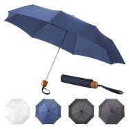 """Parapluie pliable 3 sections 21.5"""""""