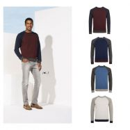 Sweat-Shirt mixte Tricolore SANDRO