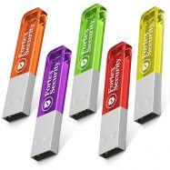 Clé USB lumineuse IRON CANDY