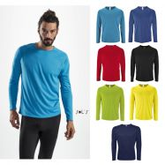 Tee-shirt homme manches longues SPORTY LSL MEN
