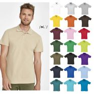 Polo homme manches courtes SUMMER II