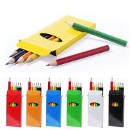 Etui de 6 crayons de couleur GARTEN