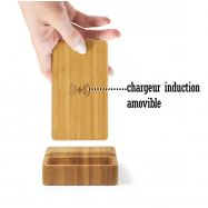 Chargeur par induction amovible STAND UP