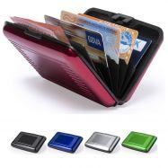 Porte-cartes bancaires anti-RDFI RAINOL