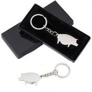 Porte-clés cochon PIGGY