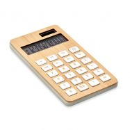 Calculatrice en bammbou CALCULBIM