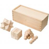 Casse-tête chinois en bois