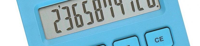 Calculatrices publicitaires - calculatrice personnalisée - Prom'Objet