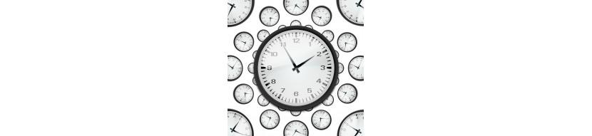 Horloges murales personnalisables pas chères