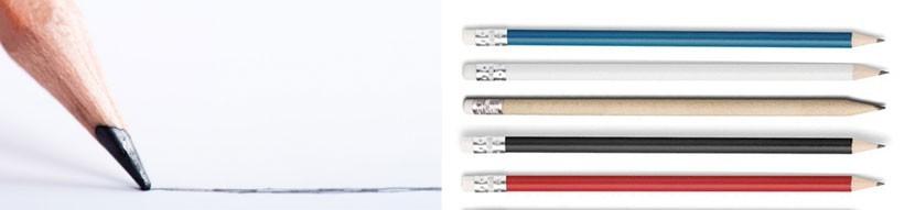 Crayons à papier personnalisés - Prom'Objet Pub
