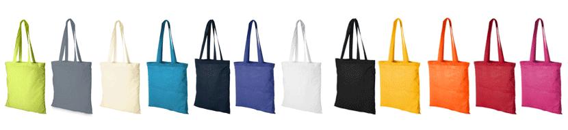 Sacs Shopping publicitaires - Tote bag personnalisé