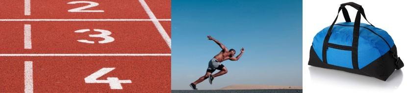 Sac de sport et voyage publicitaires