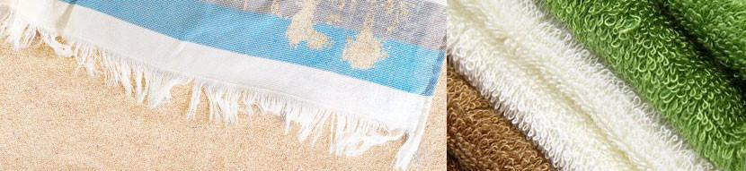 Serviettes - Draps de bain & Peignoirs