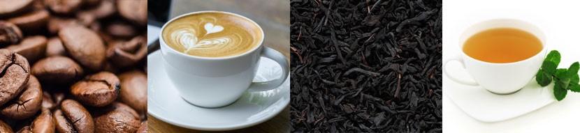 Le café & le thé