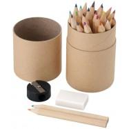 Boîte de 26 crayons de couleur