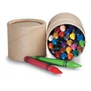 Boîte de 30 crayons en cire
