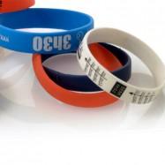 Bracelet silicone clasique