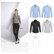 Chemise femme manches longues EMBASSY