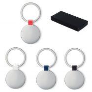 Porte-clés métallique ROUNDY