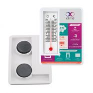 Thermomètre aimanté