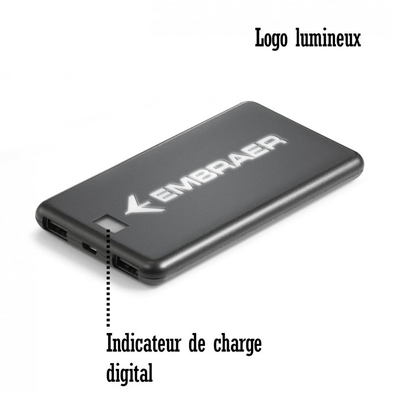 Chargeur nomade lumineux SCREENY