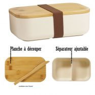 Boîte repas nomade BOXYBOO