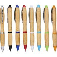 stylo bille bambou NASH