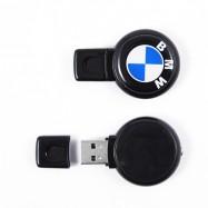 Clé USB ronde dôme de...